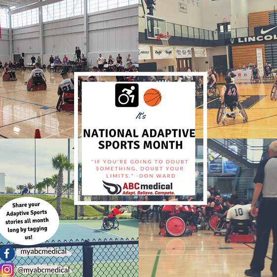 national adaptive sports month_abc medical