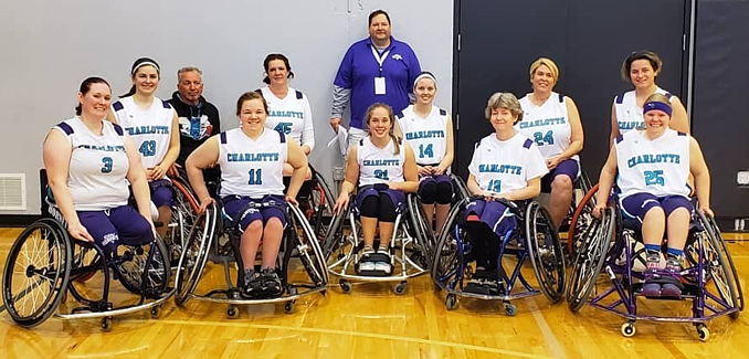 charlotte lady hornets 2018-19_wheelchair basketball_womens division_abc medical