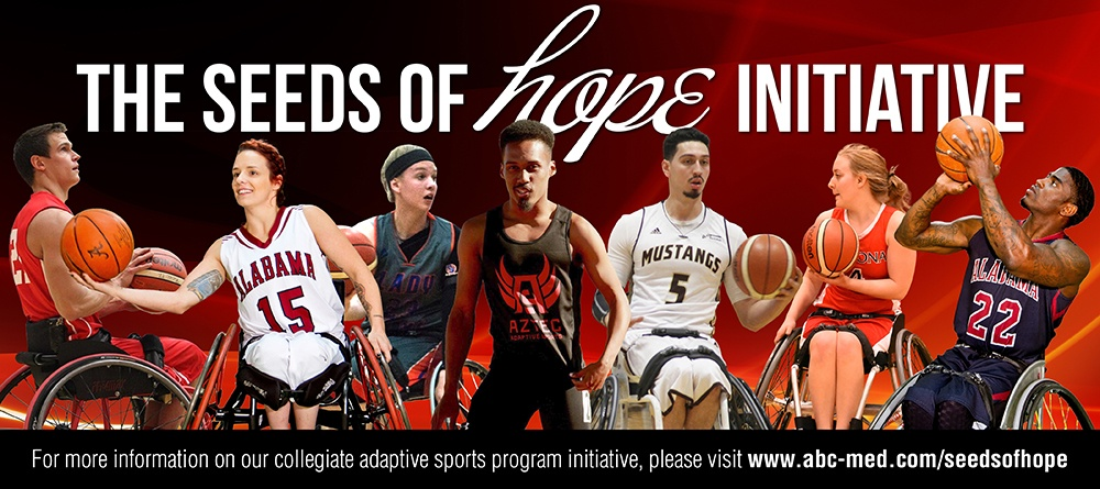 A Recipe for our Future: The Seeds of Hope Initiative for the Collegiate Adaptive Sports Programs