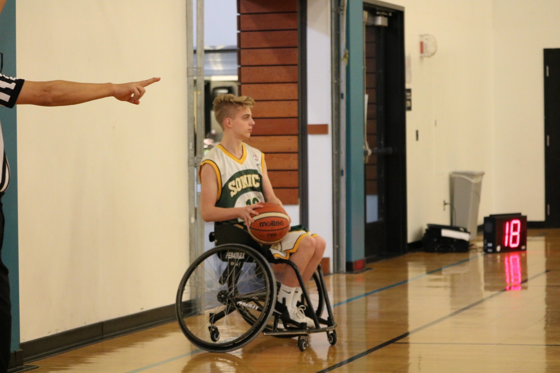 Planting the Seeds of Hope in Washington State through wheelchair basketball documentary The Rebound