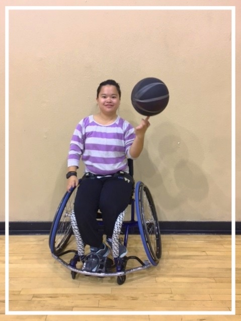 """When You Are at Your Limit, You Need to Adapt to Do the Unlimited"" says wheelchair basketball athlete, who earned a scholarship from ABC Medical"